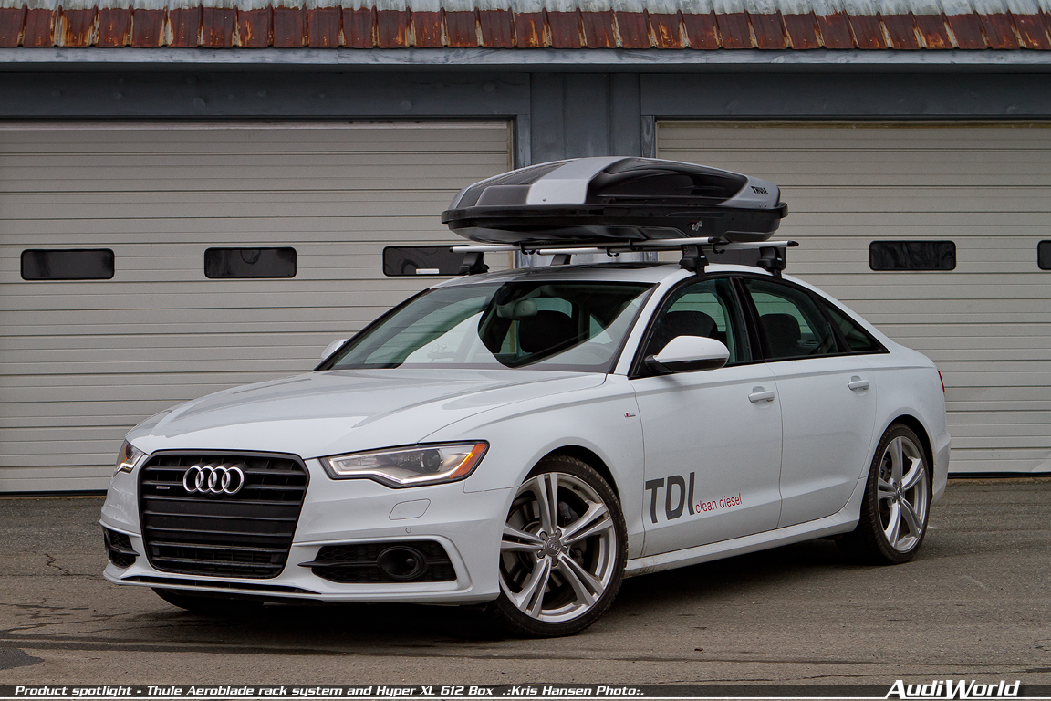 Product Spotlight Thule Aeroblade Rack System And Hyper