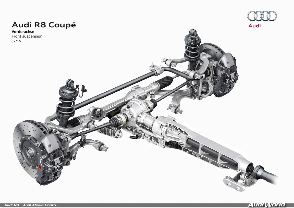 Audi R8 65