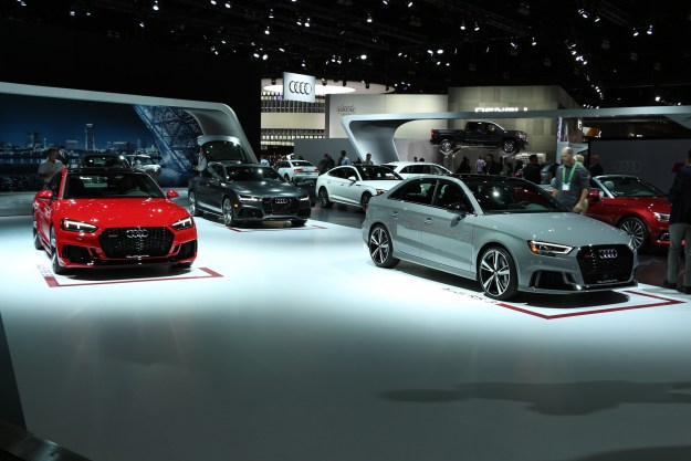 Audiworld.com Audi 2017 2018 LA L.A. Auto Show Gallery New Car Buying