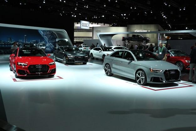 Audiworld.com Audi 2017 2018 LA L.A. Auto Show Gallery New Car Buying