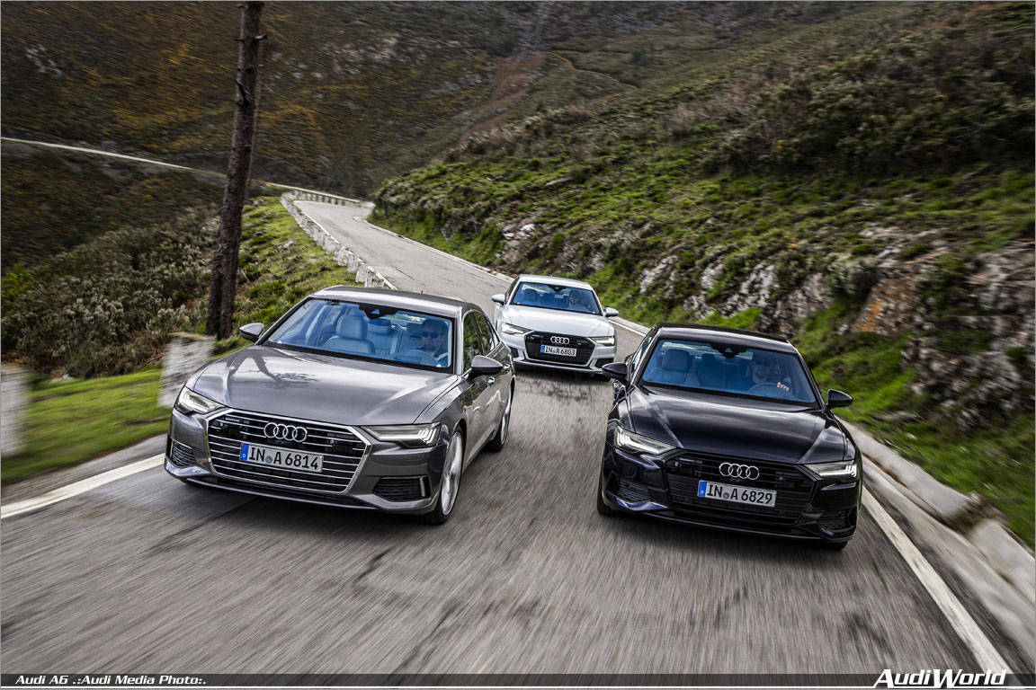 Five Stars: The New Audi A6 in the Euro NCAP