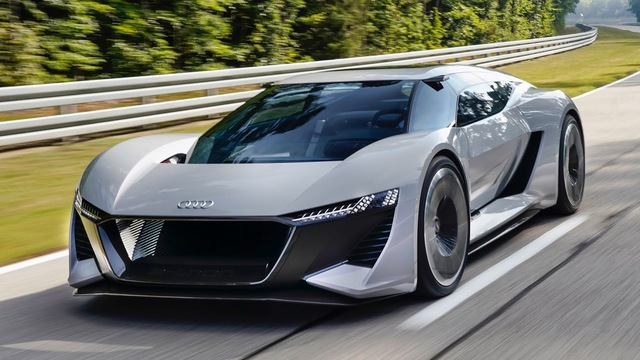 Audi PB18 e-tron: What it Means for the Future