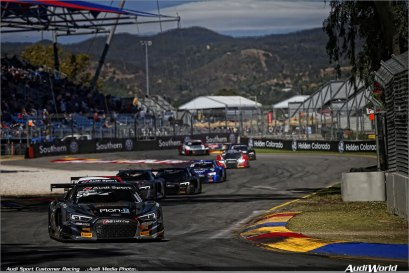 Audi R8 LMS Cup Adelaide