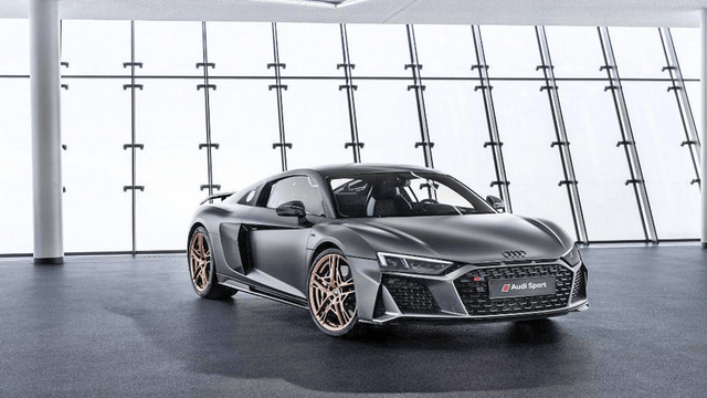 R8 V10 Decennium Translates to We Can't Have This