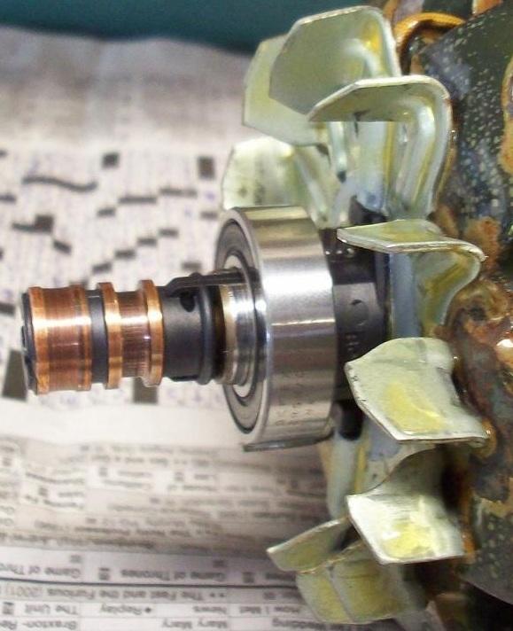 Alternator Slip Ring Sr 28