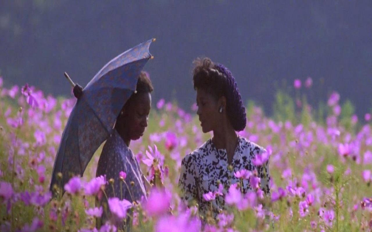 The color purple movie shug