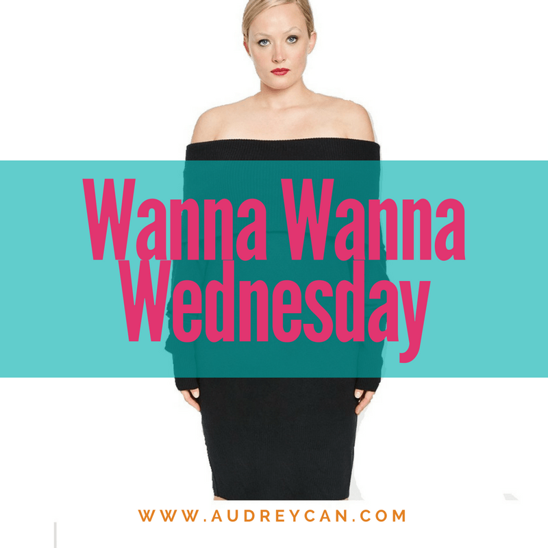 Wanna Wanna Wednesday: The Dani Sweater Dress from Universal Standard