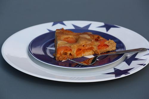 G teau moelleux aux abricots ma p 39 tite cuisine - Ma p tite cuisine ...