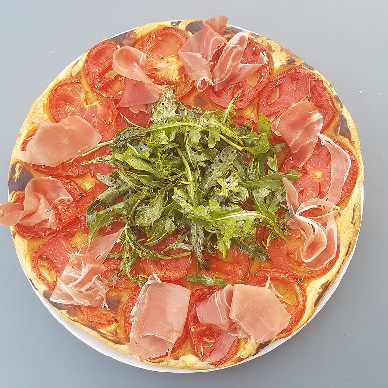 La recette de la tarte la tomate ma p 39 tite cuisine - Ma p tite cuisine ...