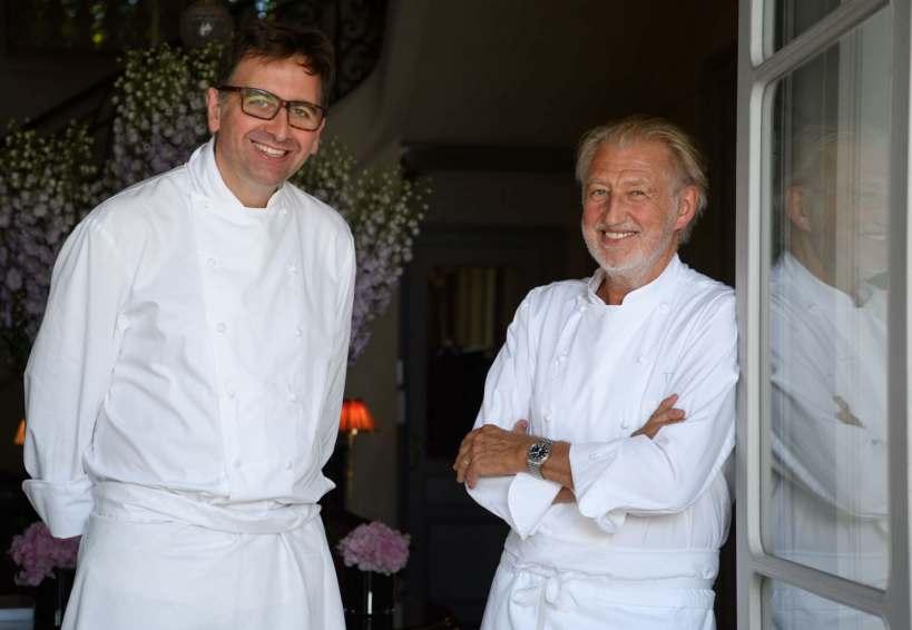 Bernard Magrez & Pierre Gagnaire La Grande Maison Bordeaux 2016 par Artiste-Associé Photographes