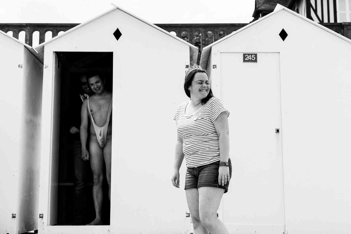 evjf cabourg, photographe evjf cabourg, audrey guyon