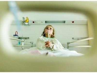 Reportage photo en hôpital