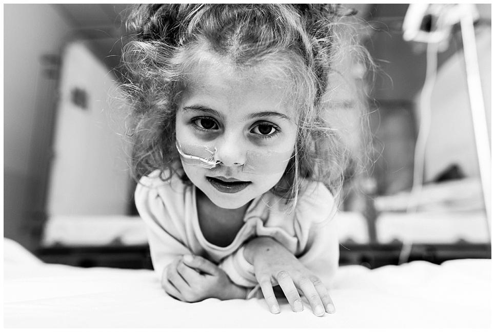 hospitalisation gastrostomie enfant