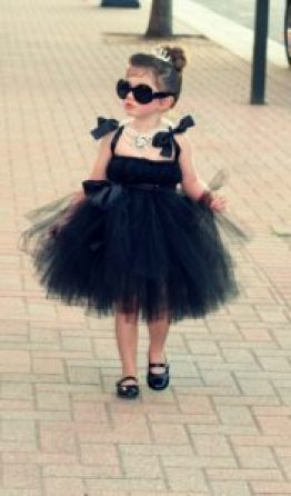 Breakfast At Tiffany's Hallowen Costume Girl