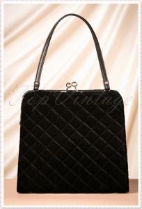 Audrey Hepburn Black Vintage Bag Breakfast At Tiffany's