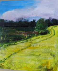 Rape Fields by Audrey Imber