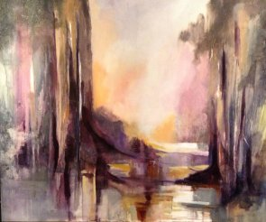 The Lake by Audrey Imber