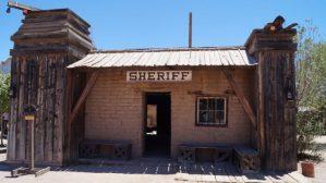 SheriffsOffice Old Tucson