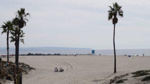 herrlicher Strand auf Coronado Island San Diego