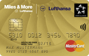 Miles and More Mastercard willkommensbonus