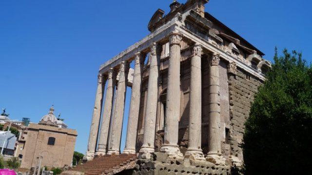 Mit dem Rom City Pass ohne Anstehen ins Forum Romanum