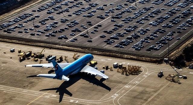 Parken am Flughafen Frankfurt