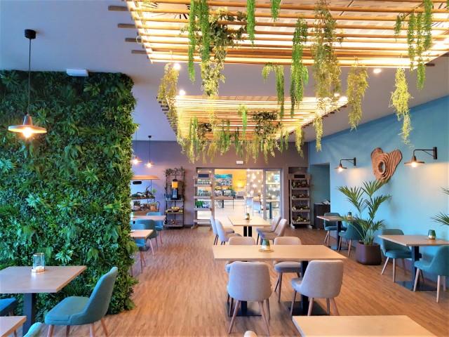 Hotelrestaurant im Mercure Lisboa Almada