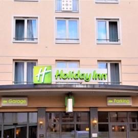 Holiday Inn und Holiday Inn Express der InterContinental Hotels Group