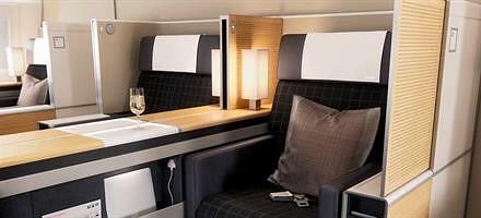 Swiss First-Class Bett