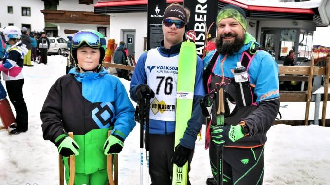 gous, skimo, kirchberg, kitzbueheler alpen, rennen