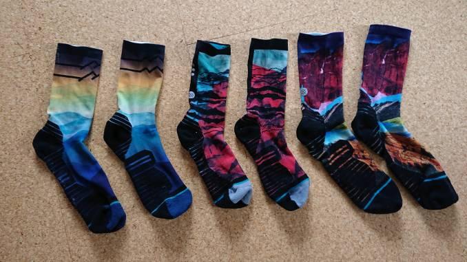 Stance, Socken, Feel, Running