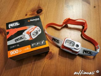 Petzl, Swift, Stirnlampe, Trailrunning, Laufen