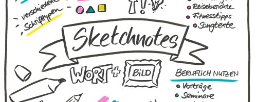 "WORKSHOP ""SKETCHNOTES FOR BUSINESS"""
