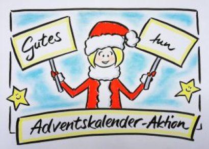 Sketchnotes, Sketchnotes lernen, Flipchartgestaltung, Sketchnote Adventskalender, Sketchnote Übungen, Flipchart Übungen, Adventskalender zeichnen