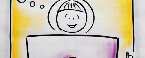 FLIPCHARTS IM ONLINE-TRAINING – ONLINEKURS