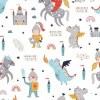 tissu-coton-motifs-chevaliers