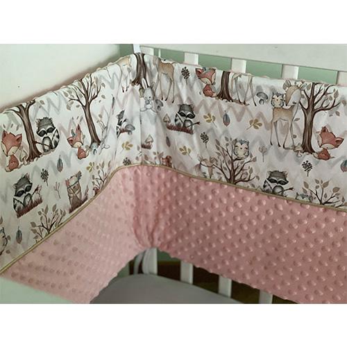Tour de lit bébé made in France