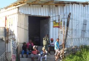 Kapstadt Township Treppe | aufmerksam reisen
