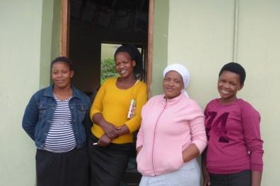Suedafrika-Bulungula-Schule-Frauen