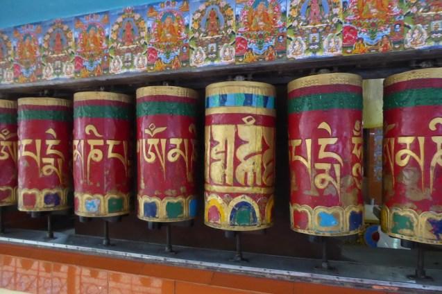 Dharamsala_Gebetsmuehlen