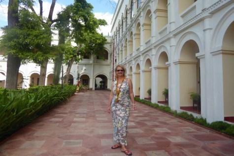 Indien_Agra_Hotel_Elke
