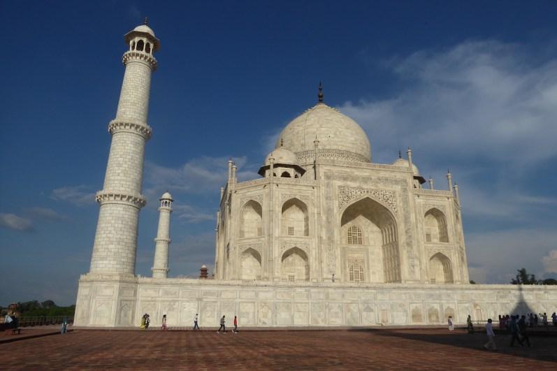 Indien_Agra_Taj_Mahal