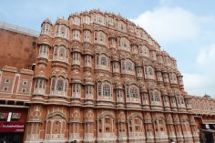 Indien_Jaipur_Palast_Winde
