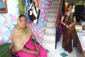 Indien Sadhna Frauen | aufmerksam reisen