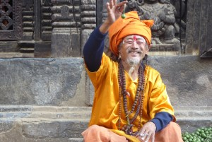 Bhaktapur Sadhu | aufmerksam reisen