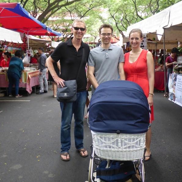 Philippinen-Makati-Samstagsmarkt