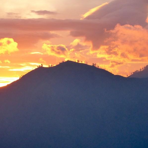 Bali-Batur-Sonnenaufgang