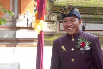 Bali-Hochzeit-Brautvater