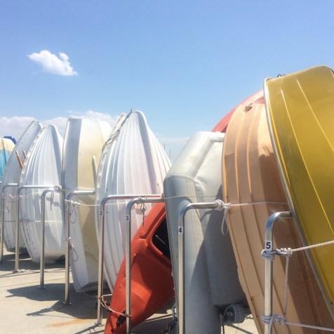 Australien-Melbourne-StKilda-Boote