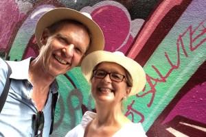 Australien Melbourne Streetart Crew | aufmerksam reisen